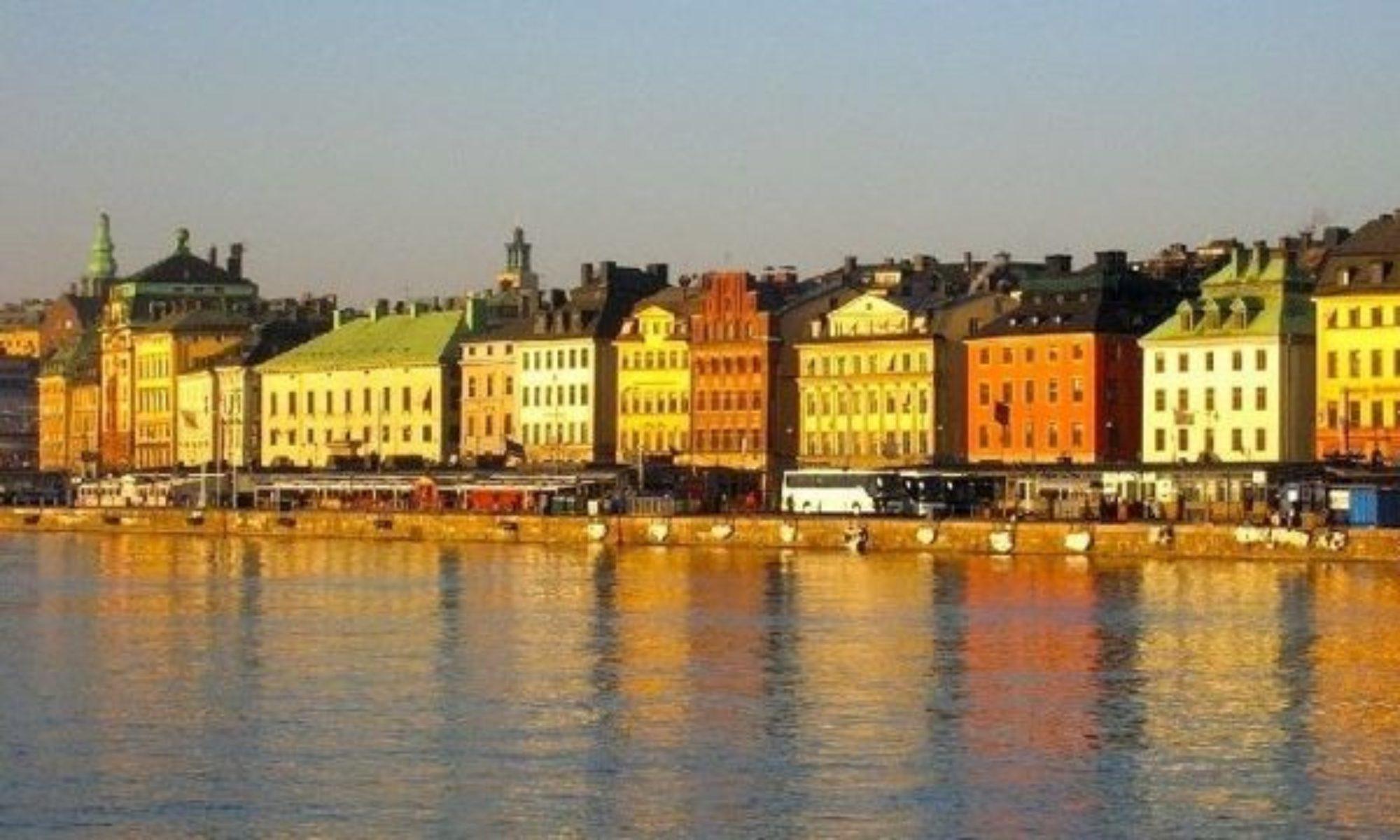 La Suède selon hibiscuscat